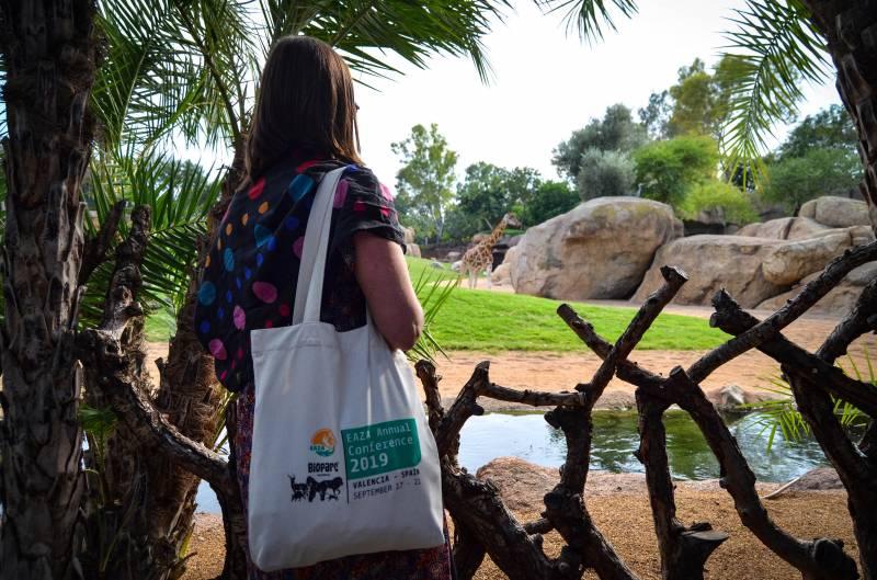 EAZA Septiembre 2019 Visita BIOPARC Valencia