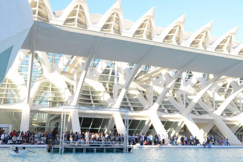 Ciutat de Les Arts y Les Ciències