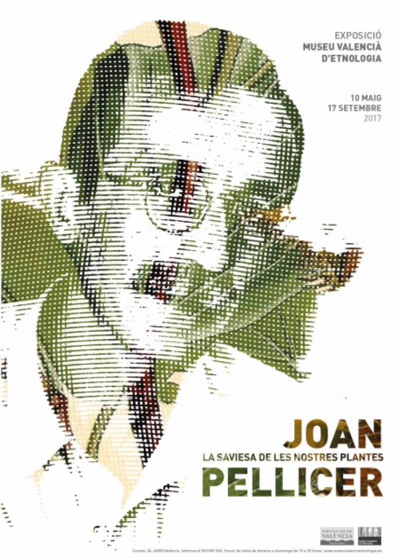 Cartel exposición Joan Pellicer