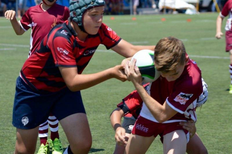 MiniOlimpiada Rugby