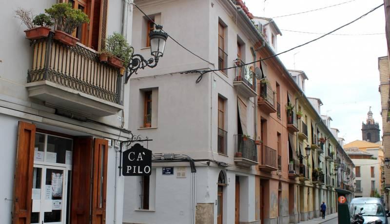 Fachada de La Strada - Foto: Facebook