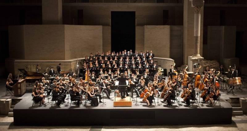 Arranca la 38a edición del festival Ensems en el Palau de Les Arts. // viu valencia