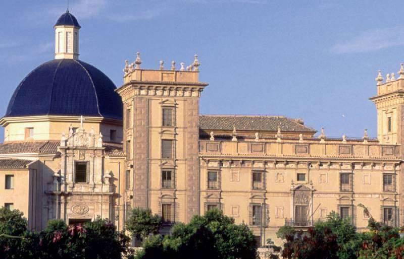 Imagen de archivo Museo de Bellas Artes, València./ EPDA