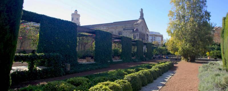 El Jardín de las Hespérides, el jardín secreto de Valencia que aún no conoces