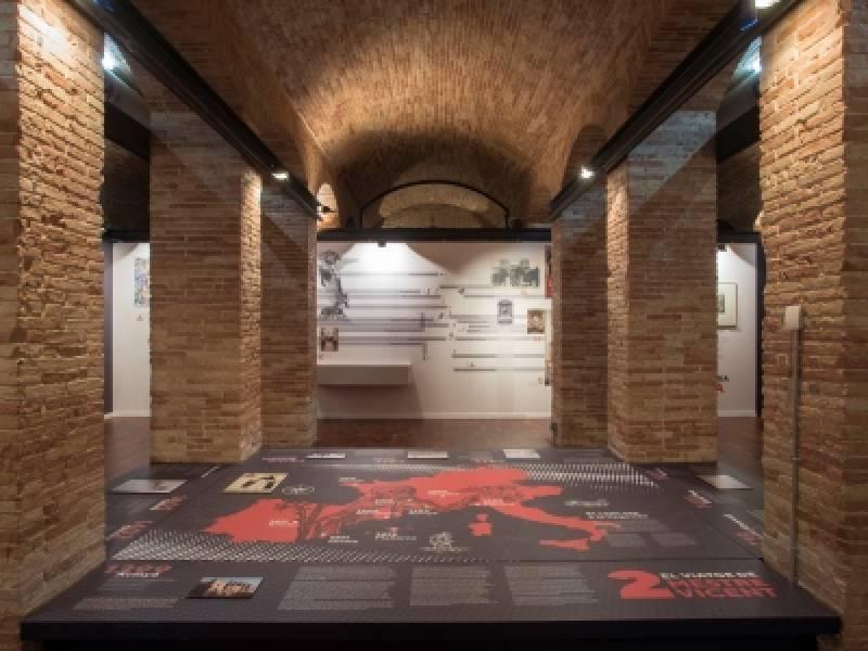 Exposició al Museu d