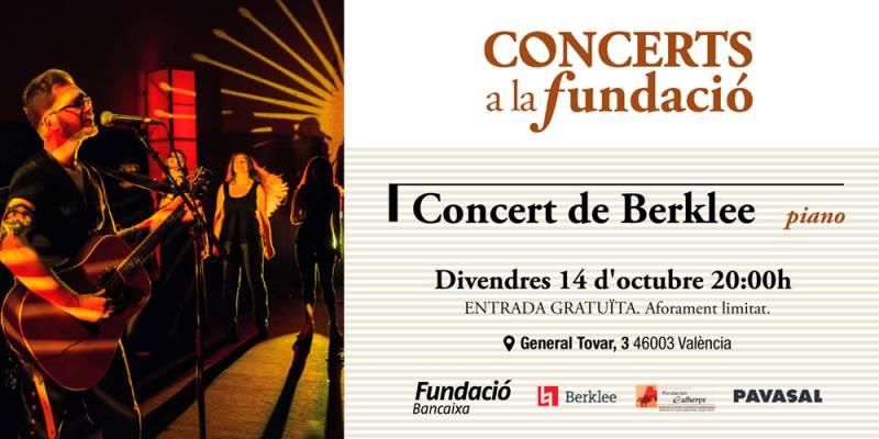 Promoción del concierto