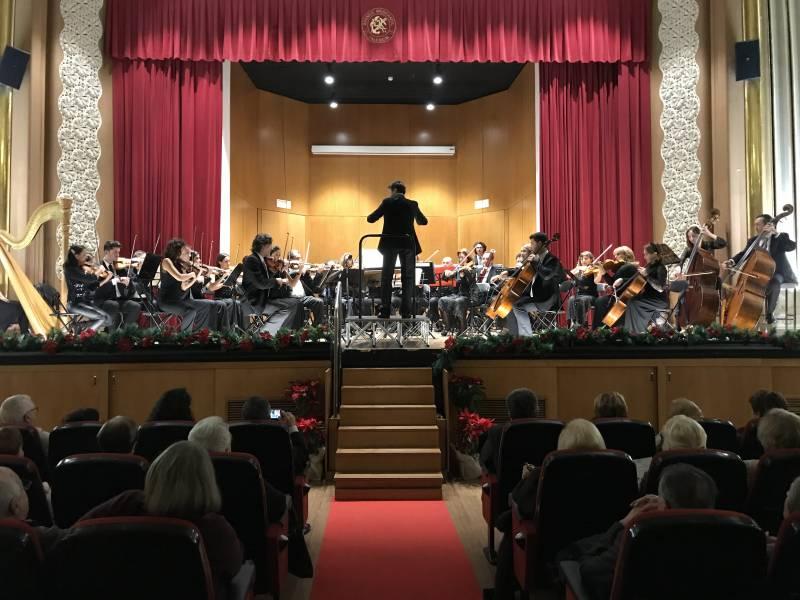 El Ateneo Mercantil celebra el Concierto de Año Nuevo con la Orquesta Sinfónica del Mediterráneo
