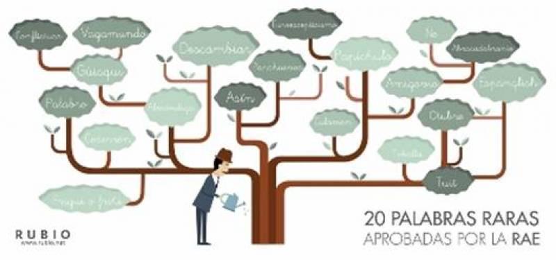 20 palabras raras aprobadas por la RAE