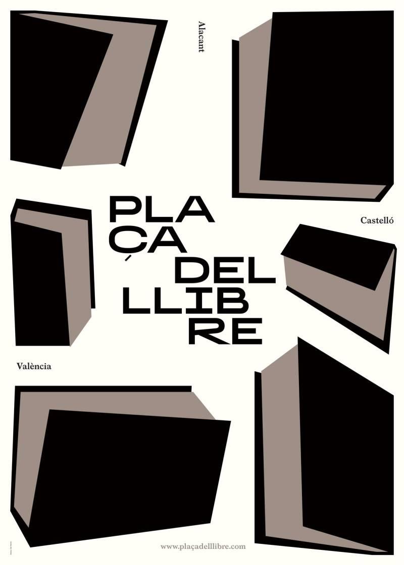 Cultura participa en la Plaça del Llibre para difundir la literatura en valenciano.