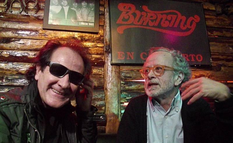 Johnny Cifuentes y Fernando Colomo en una imagen promocional de