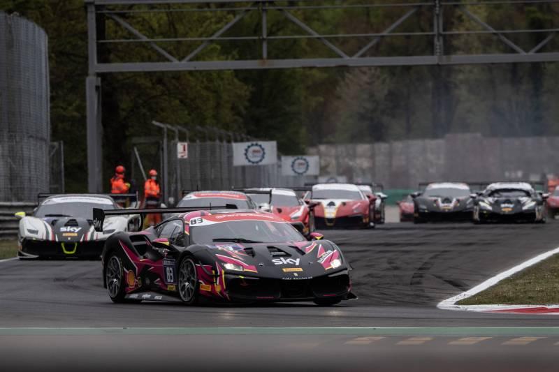 Ferrari Challenge Europa. EPDA