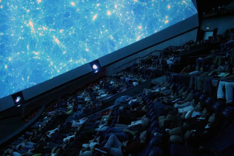 Dark Matter Day, IFIC, Hemisfèric