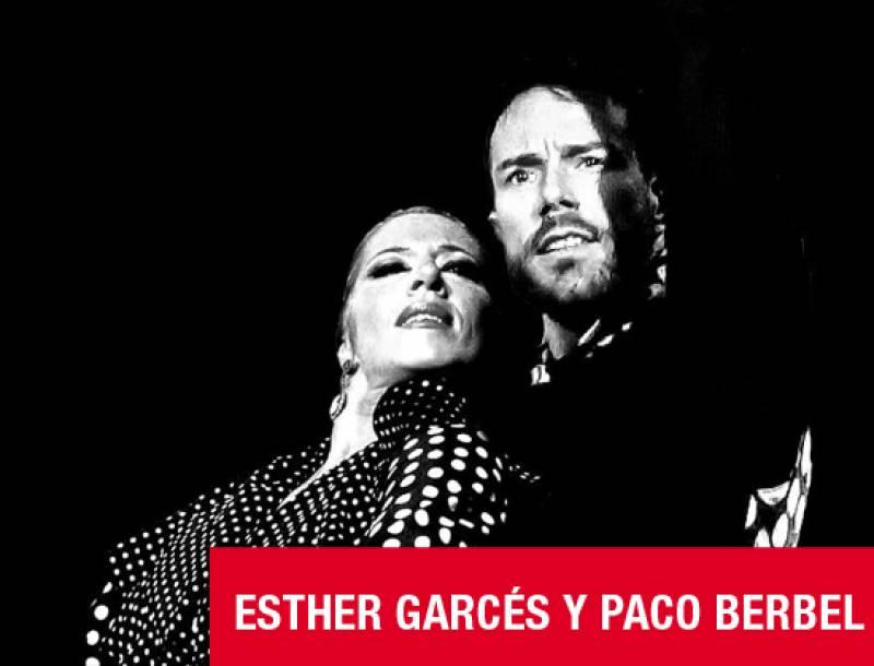 Esther Garcés y Paco Berbel