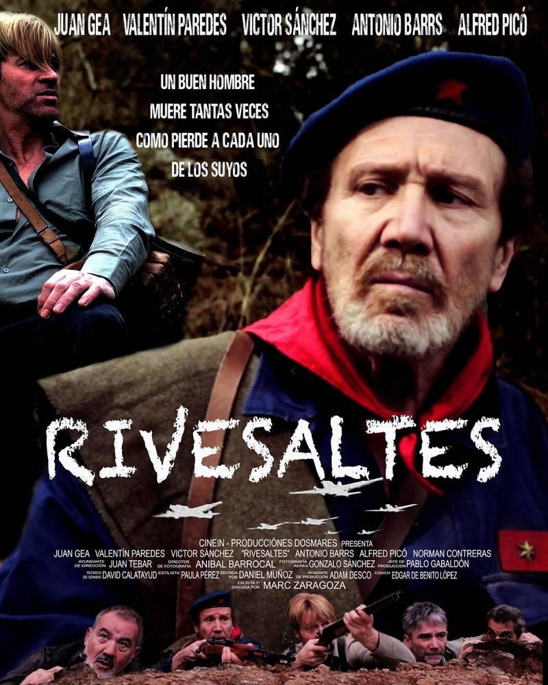 El Ayuntamiento de Riba-roja te invita al cortometraje RIVESALTES del  director de cine Marc Zaragoza