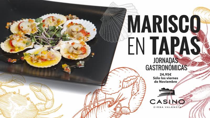 Jornadas noviembre, Casino Cirsa Valencia