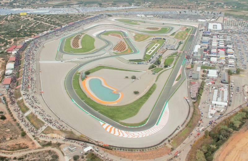 El Gran Premio de la Comunitat Valenciana cambia su fecha al 22 de noviembre