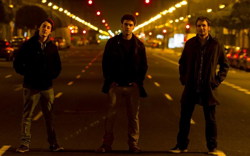 David, Àlex i Cesc (Foto: Tardor)