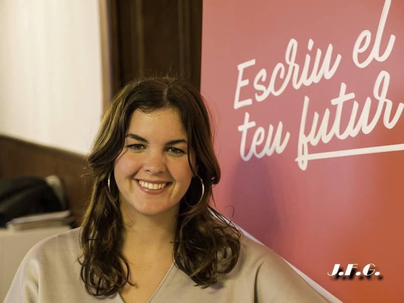 Sandra Gómez López. Ayuntamiento de Valencia