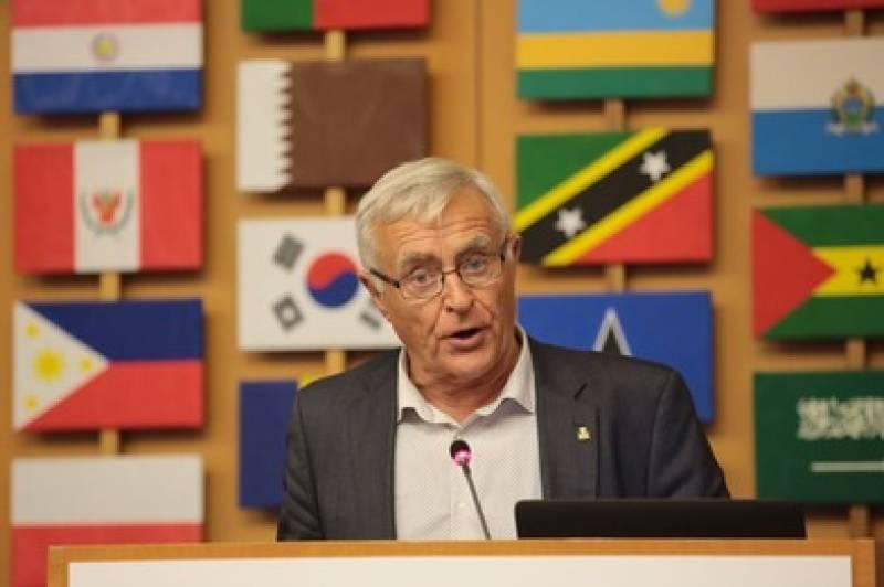 El alcalde Joan Ribó