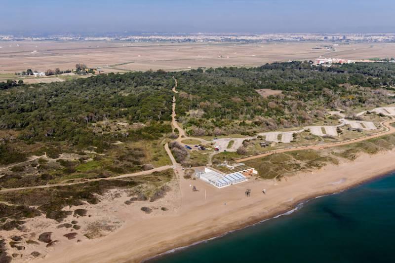 Foto de Pérez de Prada, vista aerea