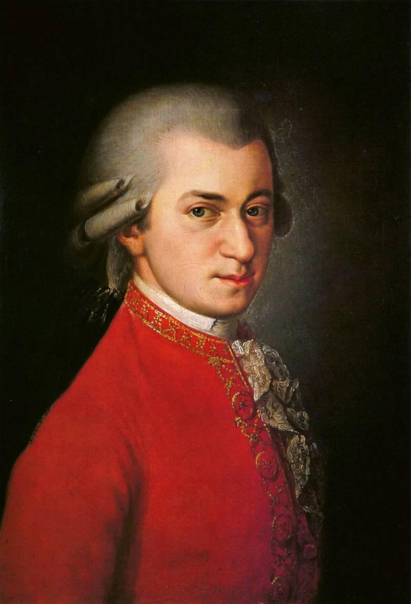 Wolfgang Amadeus Mozart. Barbara Kraft