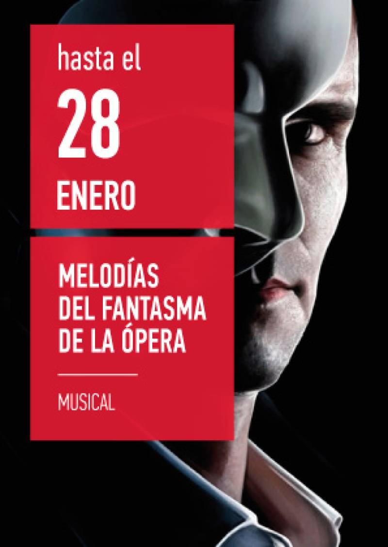 Melodías del Fantasma de la Ópera