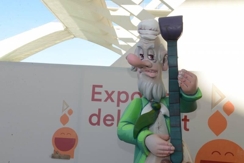 Exposición de Ninots. //Viu València