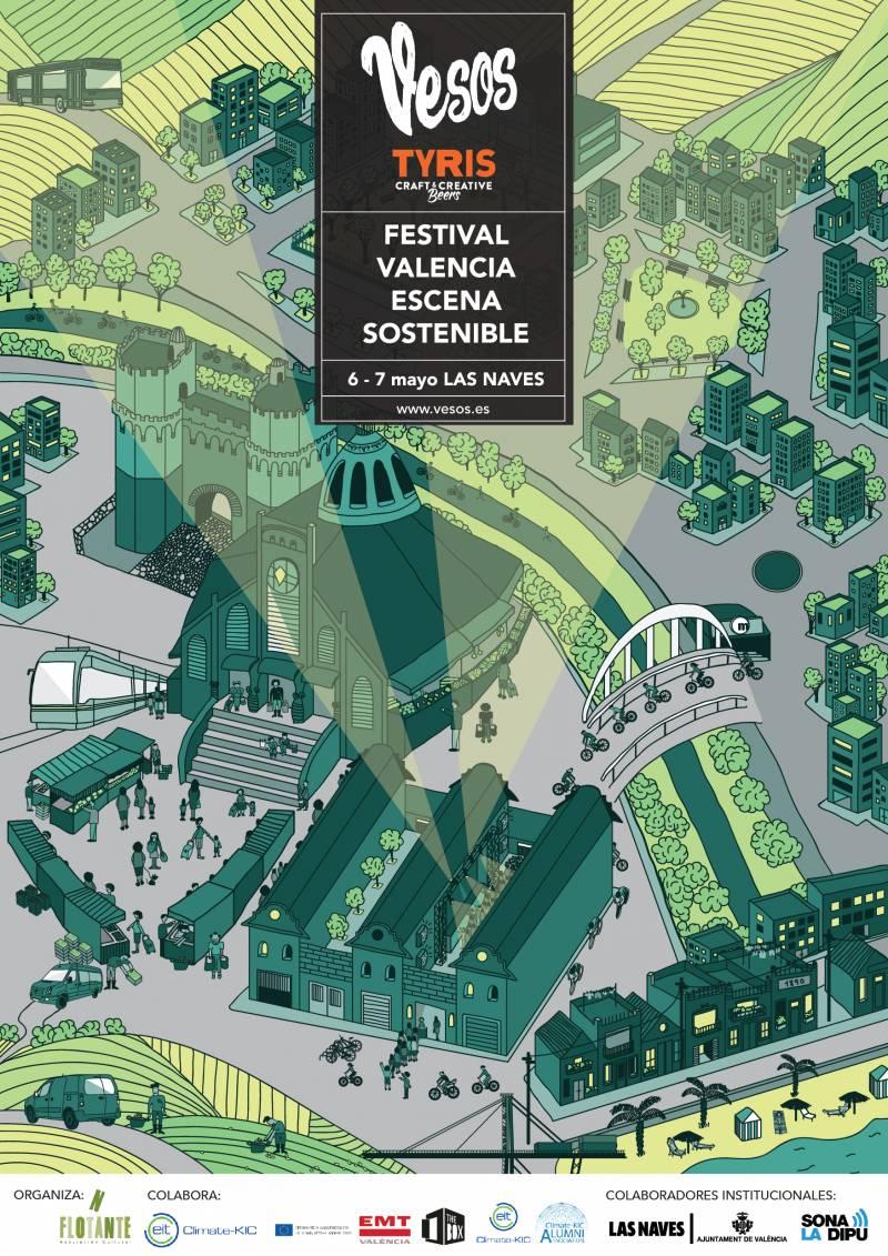 Cartel Festival Vesos