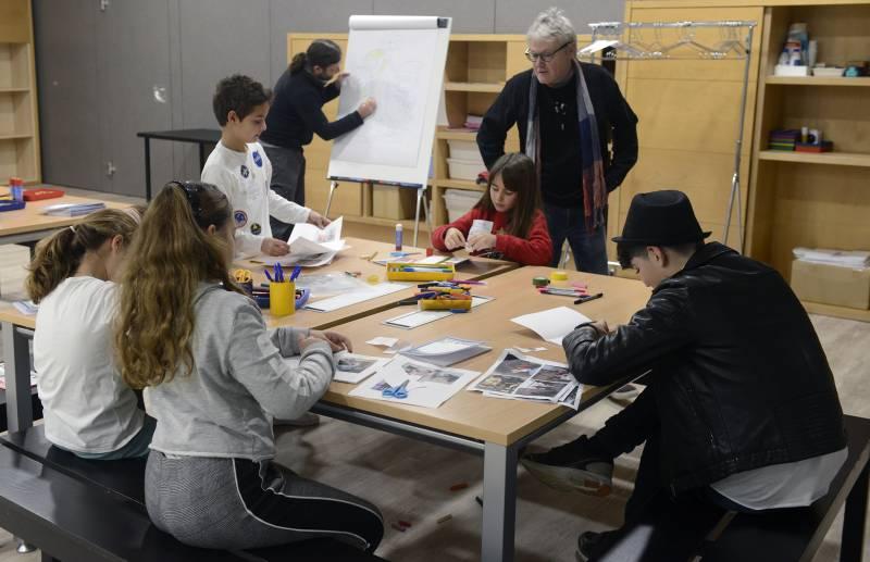 Fundación Bancaja lanza su ciclo anual de talleres infantiles para 2020