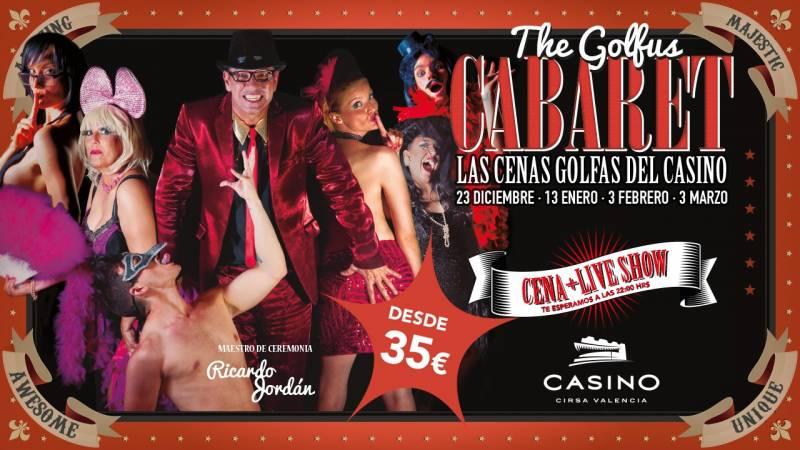 El Cabaret de Casino Cirsa