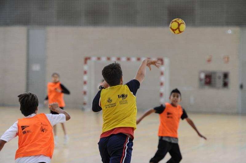 Inscripció escoles esportives