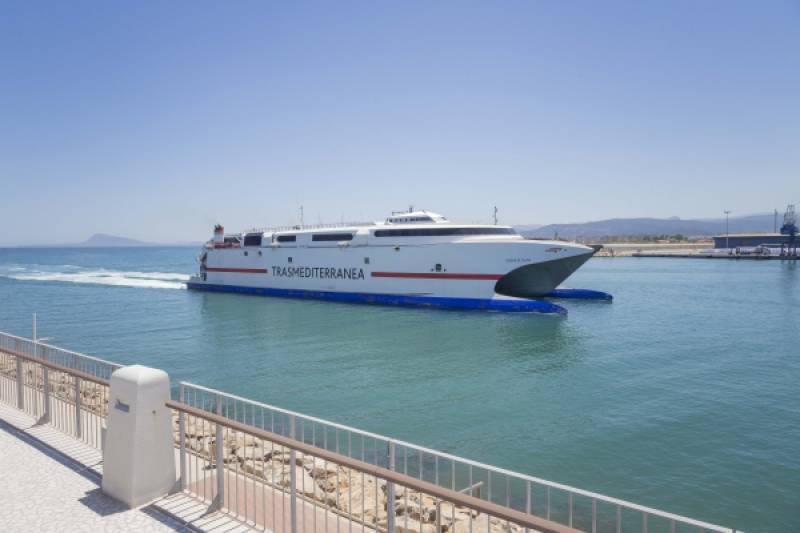 Ferry Tranmediterránea