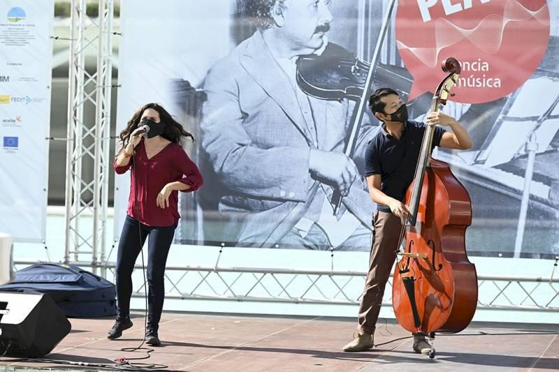 Banda musical de València./ EPDA