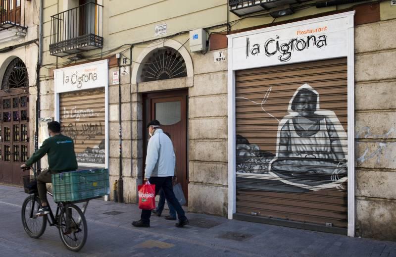 Comerç local valencià. EPDA.