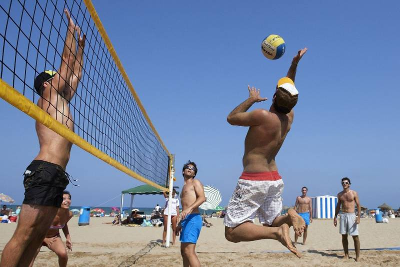 Open Voley Playa