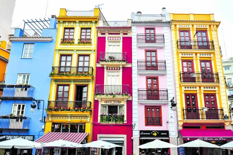 Las terrazas también son para el otoño: 10 zonas donde disfrutarlas en València