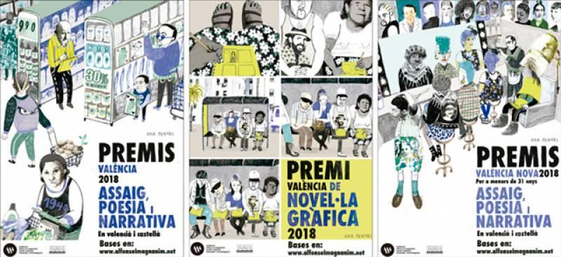 Cartells Premis València