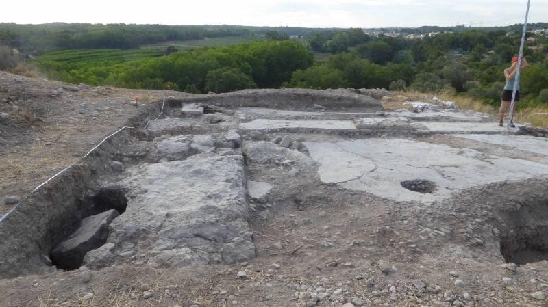 El yacimiento de València la Vella será protagonista en la exposición sobre visigodos del Museo de Prehistoria