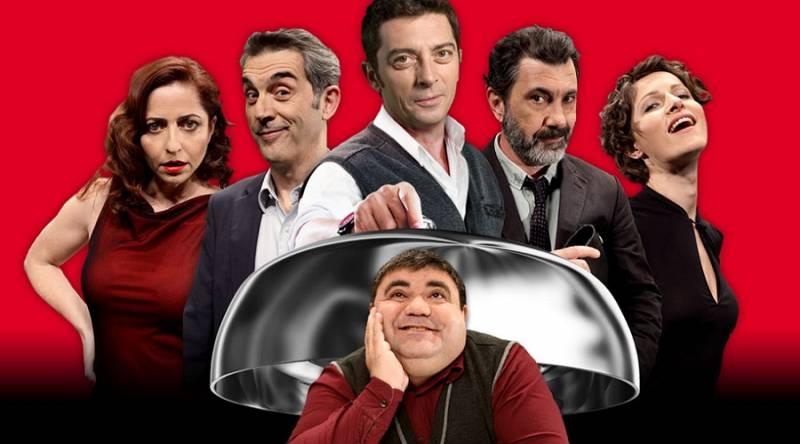 Els actors protagonistes