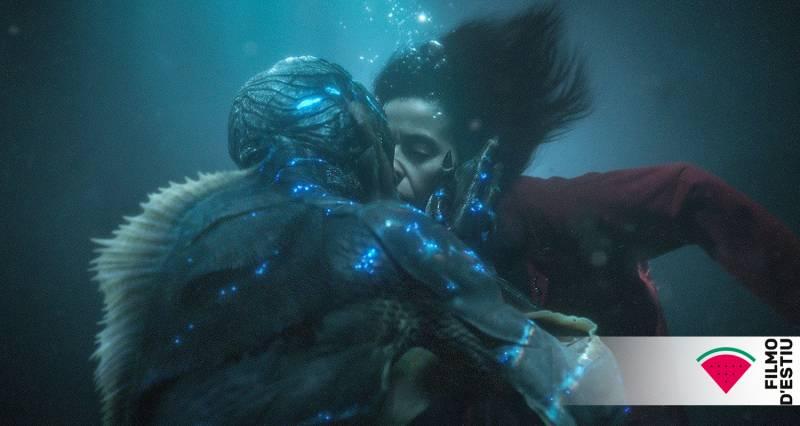El IVC presenta en la Filmoteca d'Estiu 'La forma del agua', de Guillermo del Toro