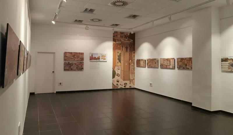 Imagen de archivo exposición