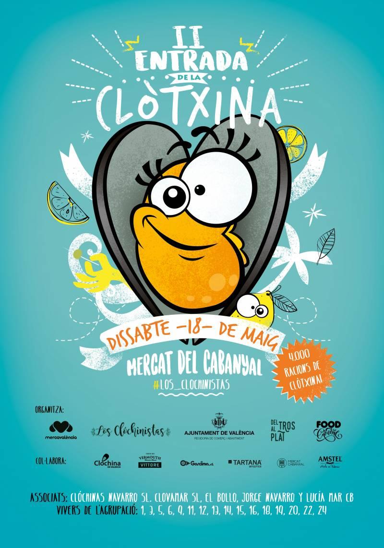 Cartel Clotxina