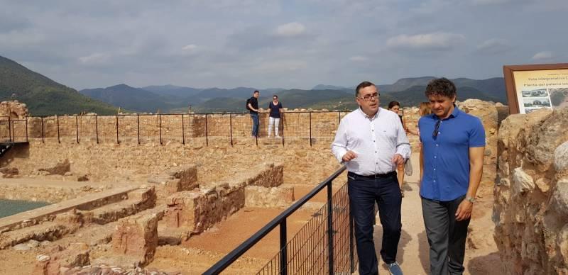 Castillo de Onda, turismo