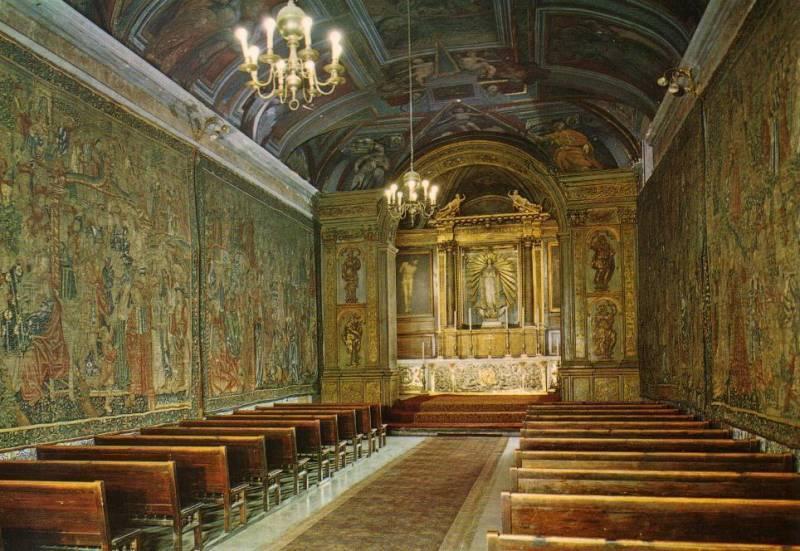 La Capilla de los tapices, una joya oculta en Valencia