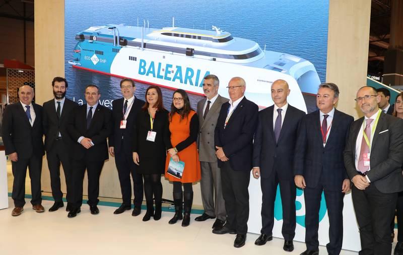 FITUR 2019, Baleària