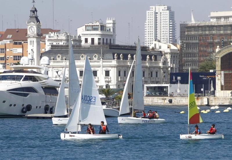 Valencia Boat Show // Vicent Bosch