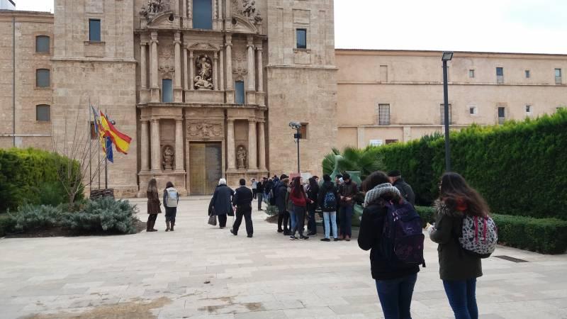 Visitas San Miguel de los Reyes 2018