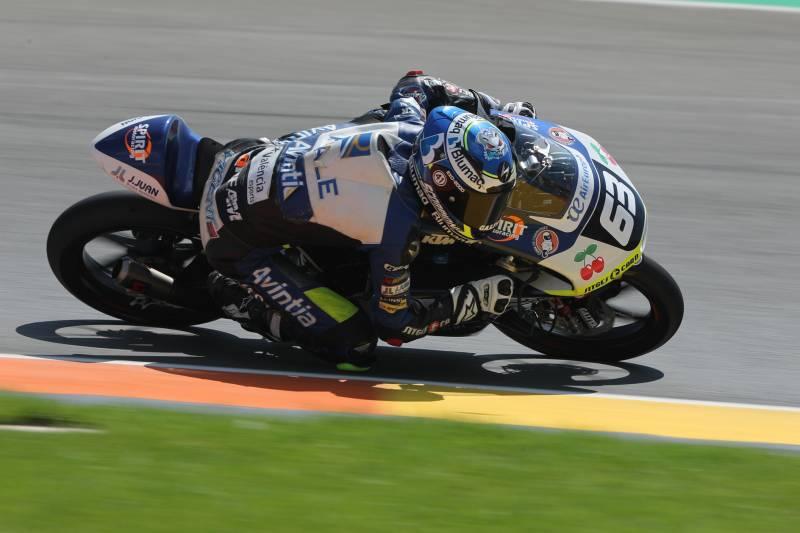 Vicente Pérez Moto3
