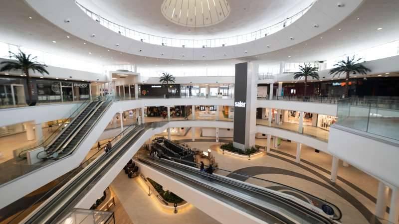 Centro comercial Saler. EPDA