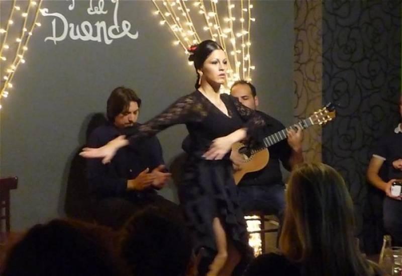El Café Duende, un refugio para el flamenco en Valencia : : Café Duende